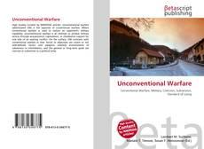 Bookcover of Unconventional Warfare