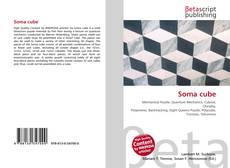 Buchcover von Soma cube