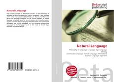 Bookcover of Natural Language