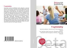 Bookcover of T-symmetry