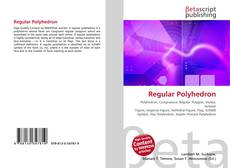Bookcover of Regular Polyhedron