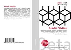 Bookcover of Regular Polytope