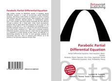 Bookcover of Parabolic Partial Differential Equation