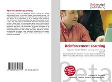 Bookcover of Reinforcement Learning