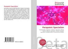 Parapatric Speciation的封面