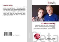 Capa do livro de Parental Testing