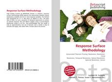 Bookcover of Response Surface Methodology