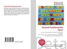 Copertina di Second Fundamental Form