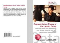 Representation Theory of the Lorentz Group的封面