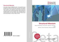 Bookcover of Structural Marxism