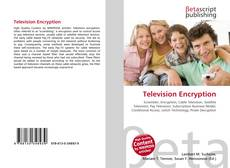 Bookcover of Television Encryption