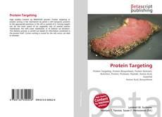 Capa do livro de Protein Targeting