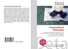 Copertina di Transcendence Philosophy