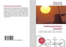 Bookcover of Schleswig-Holstein Question