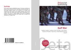 Bookcover of Gulf War