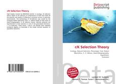 Capa do livro de r/K Selection Theory