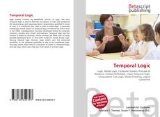 Bookcover of Temporal Logic