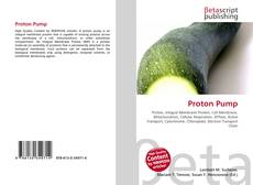 Proton Pump kitap kapağı