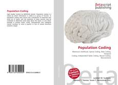 Bookcover of Population Coding
