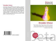 Copertina di Shredder (Chess)