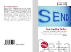 Bookcover of Running Key Cipher