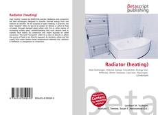Bookcover of Radiator (heating)