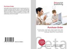 Bookcover of Purchase Order