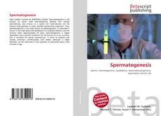 Bookcover of Spermatogenesis