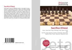 Sacrifice (Chess) kitap kapağı
