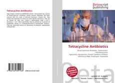 Bookcover of Tetracycline Antibiotics