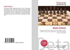 Capa do livro de Rook (chess)