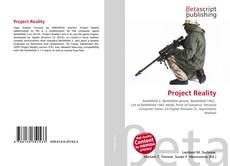 Bookcover of Project Reality