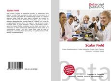 Bookcover of Scalar Field