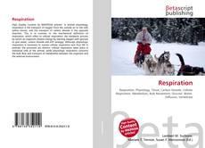 Buchcover von Respiration