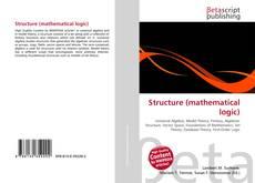 Обложка Structure (mathematical logic)