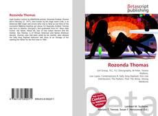 Обложка Rozonda Thomas