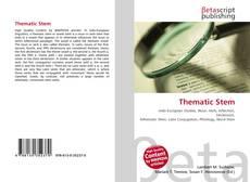 Thematic Stem kitap kapağı