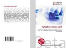 Обложка Retroflex Consonant
