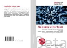 Bookcover of Topological Vector Space