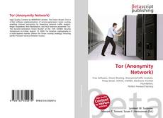 Bookcover of Tor (Anonymity Network)