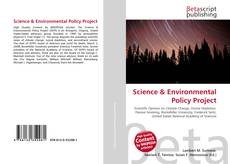 Обложка Science & Environmental Policy Project