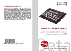 Bookcover of Tuple relational calculus