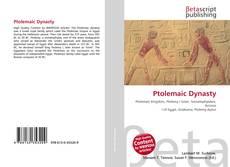 Обложка Ptolemaic Dynasty