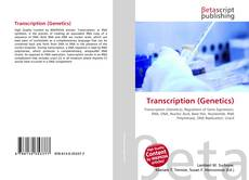 Copertina di Transcription (Genetics)
