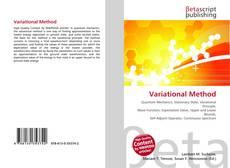 Capa do livro de Variational Method