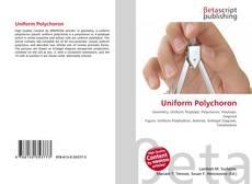 Buchcover von Uniform Polychoron