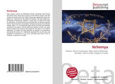 Bookcover of Nchemya