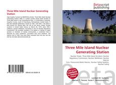 Capa do livro de Three Mile Island Nuclear Generating Station
