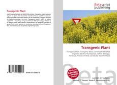 Bookcover of Transgenic Plant