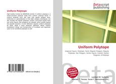 Buchcover von Uniform Polytope